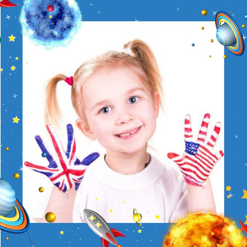 Занятия английским языком для детей от 4х лет